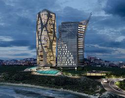 3D Hotel hotel