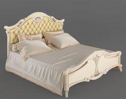 3D model artnuevo Carpenter Bed