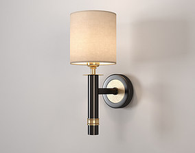 Brooklyn Chelsom Wall Lamp 3D