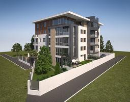 Modern Dwelling 3d