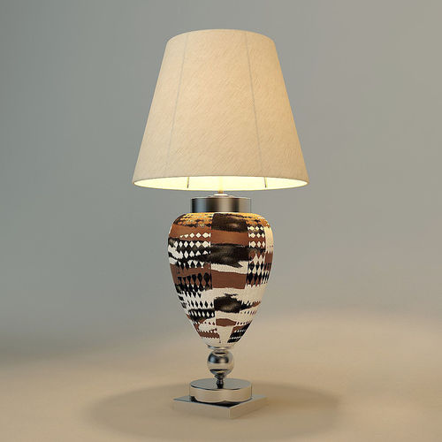lamp sigma elle due cl 1592 3d model max obj mtl fbx 1