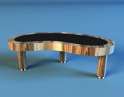furniture design 3D modern table