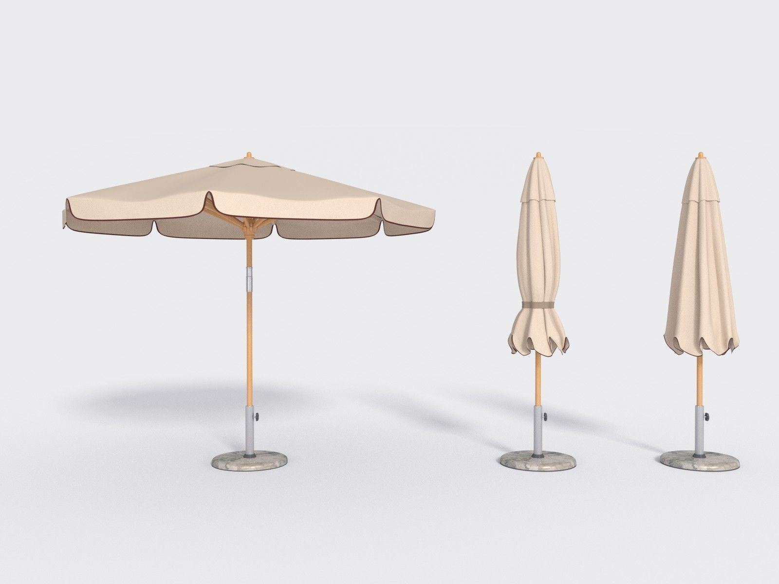 Umbrella Patio Parasol 2