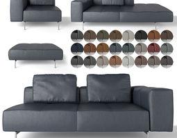 3D BoConcept Amsterdam Sofa