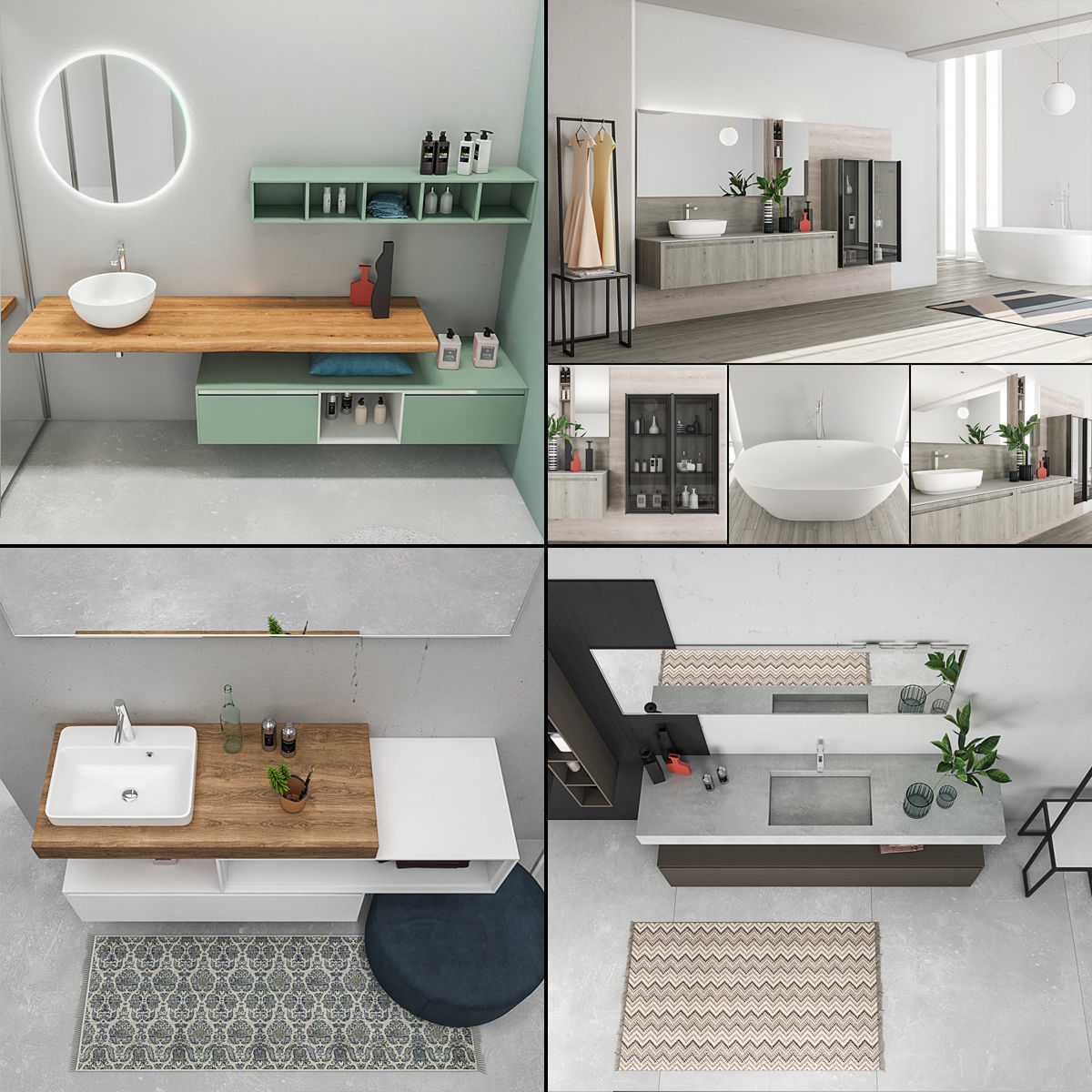 Bathroom Furniture Collection 7