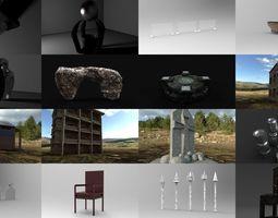 3D My models
