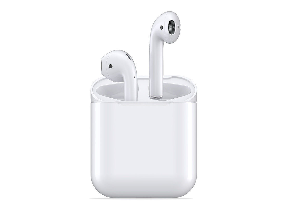 Bluetooth Airpods 3dmodel Cgtrader