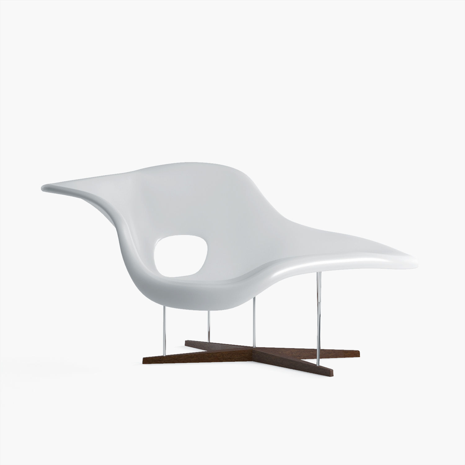 La Chaise Vitra Vmnwn80o 3dcgtrader WoQCrdexBE