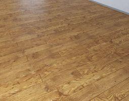 3D asset Chestnut Vintage Floor Multi Texture Solid
