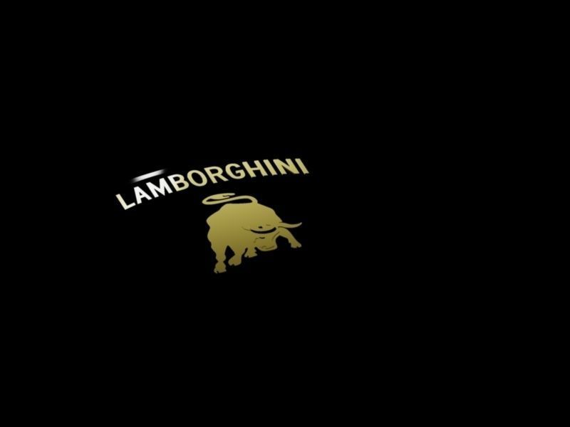 Lamborghini Logo 3d Cgtrader