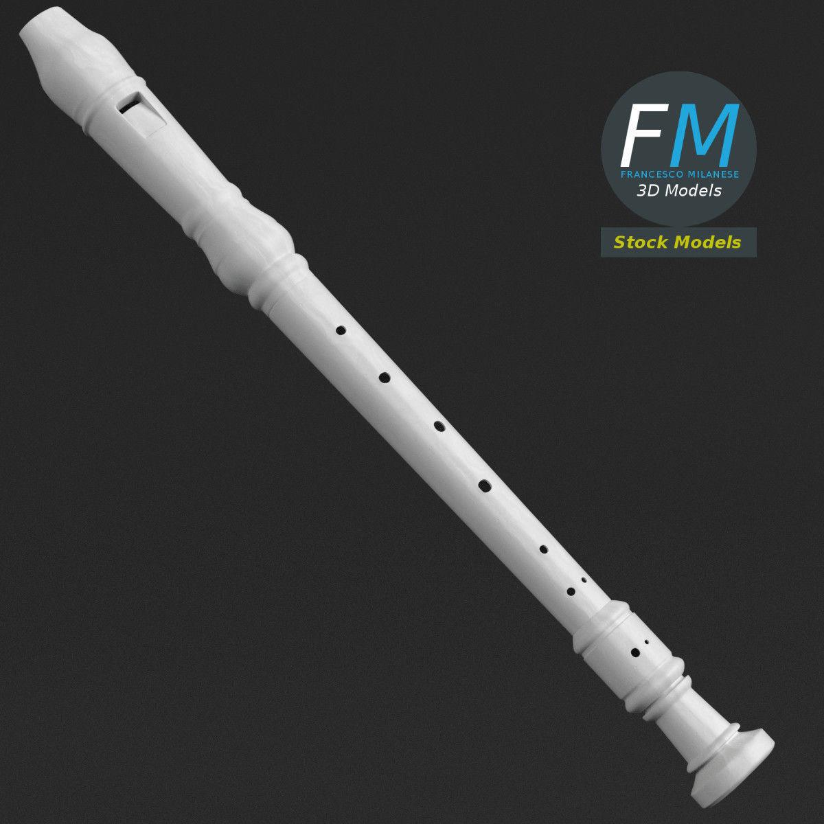 Recorder musical instrument