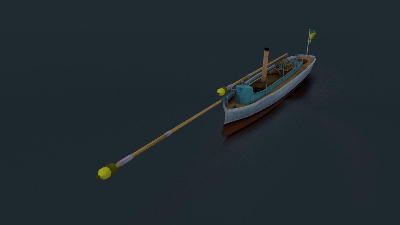 Alfa III Spearhead Torpedo Boat