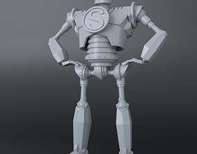 sculptures Iron Giant 3D Print Ready model v2