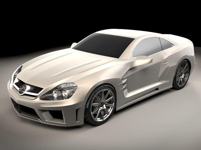Mercedes Benz Carlsson C25