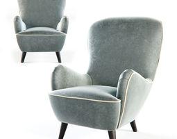 3D La Fibule - Hepburn armchair