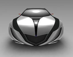 3D printable model Mazda Concept