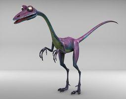 Troodon 3D model
