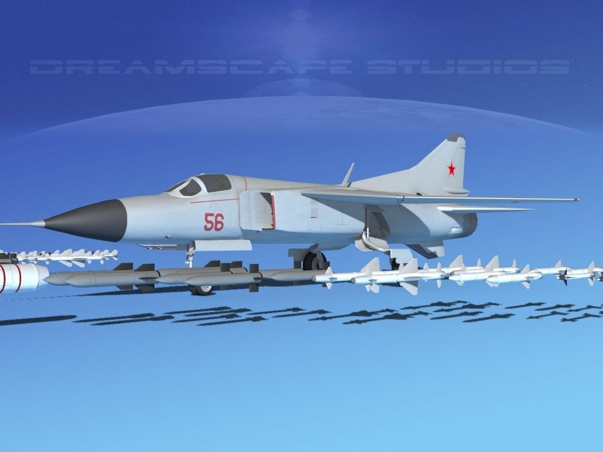 Mig 23 Flogger B V03 USSR