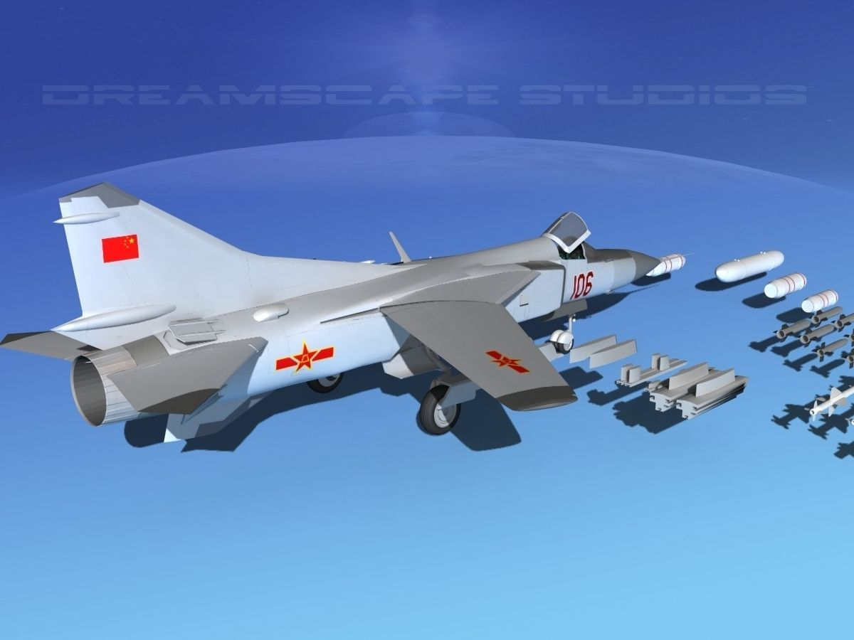Mig-23 Fighter China