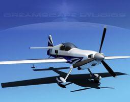 3D model MX-2 Aerobatic Sport V02