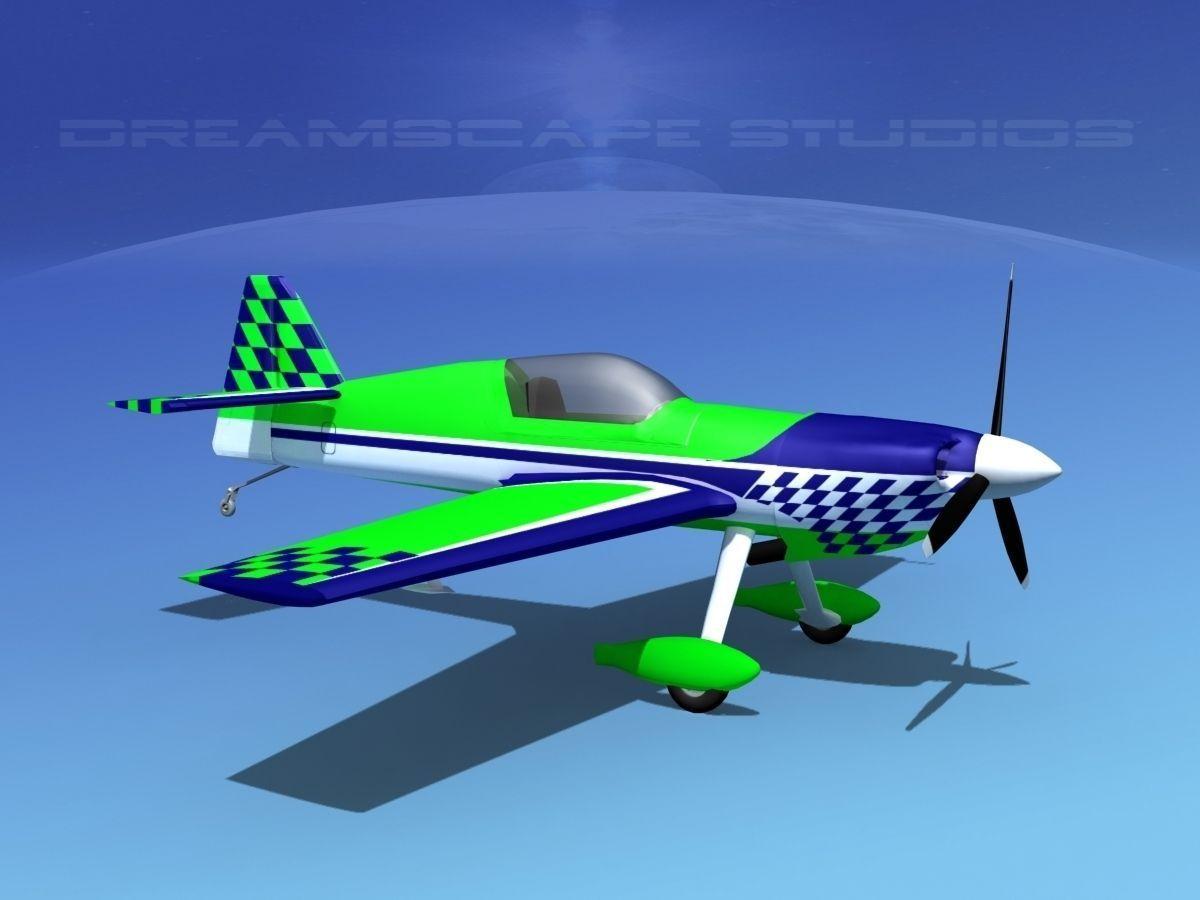 MXS Aerobatic Sport | 3D model