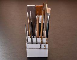 Stick Stand 3D print model tool