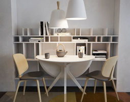 BoConcept Billund Table 3D model