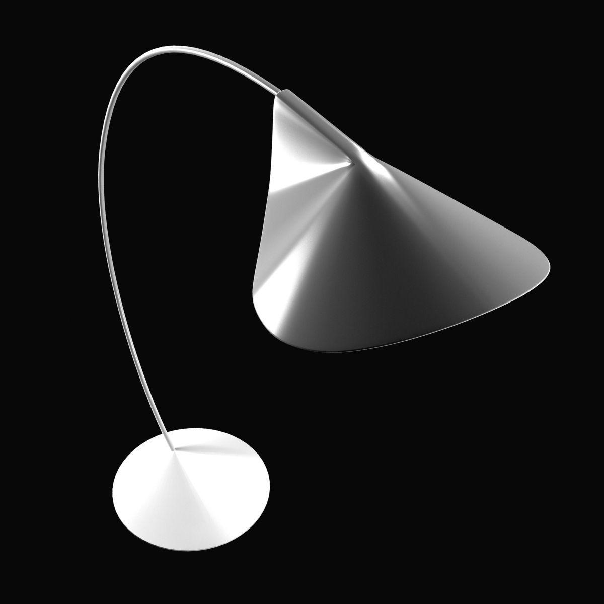 De Padova - Circle Floor Lamp 3D model | CGTrader