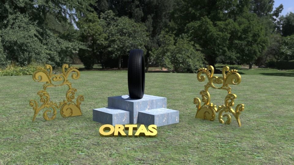 ORTAS TIRE NO 2