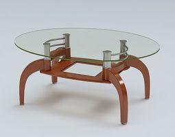 Center Table 3D
