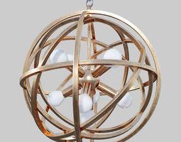3D Nest Pendant Small Lampa Halo 1976