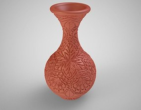 Pottery Vase 3D printable model
