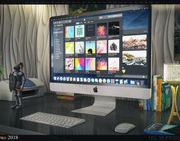 I Mac PC 3D model