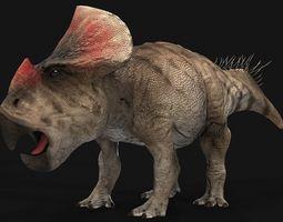 3D model Protoceratops