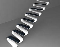 Modern Stairs 2 3D