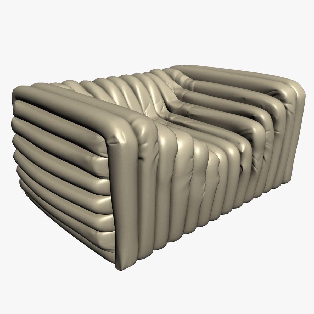 Good Versace Bubble Sofa 3d Model Max Obj 3ds Fbx Mtl 1 ...