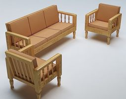 futon 3d models download 3d futon files