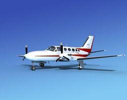 Cessna 425 Conquest I V01 3D