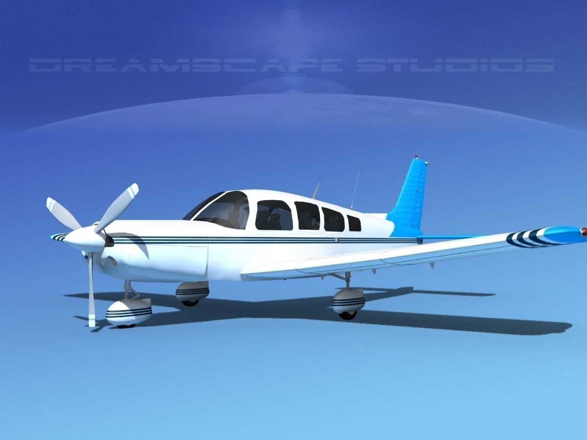 Piper Cherokee Six 260 V11