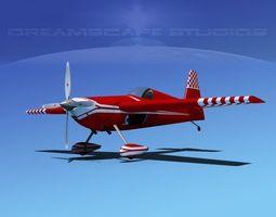 Zivko Edge 540 V05 3D model