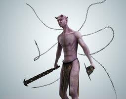 Demon of Pains 3D