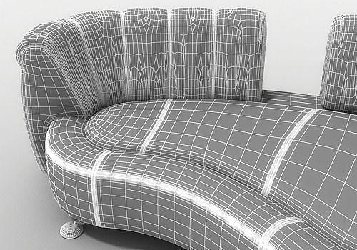 ... 3d Sofa Ds 164 By Hugo De Ruiter 3d Model Max Obj 3ds Dxf Mtl ... Amazing Ideas
