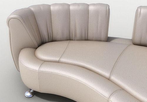 Lovely ... 3d Sofa Ds 164 By Hugo De Ruiter 3d Model Max Obj 3ds Dxf Mtl ... Design