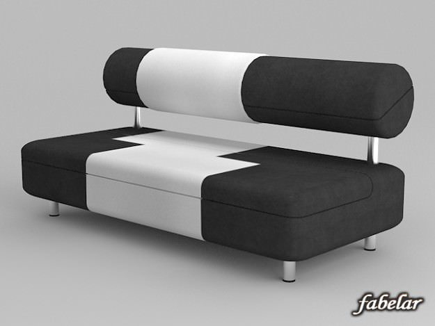 3D model Sofa interior-design | CGTrader