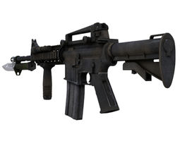 3D M-4 Carbine