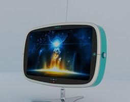 Concept Nikola TV 3D