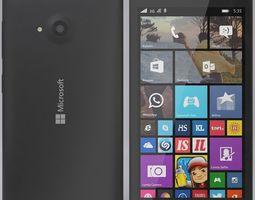 3D Microsoft Lumia 535 Gray