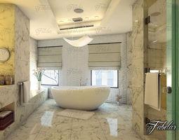 3D architecture Bathroom