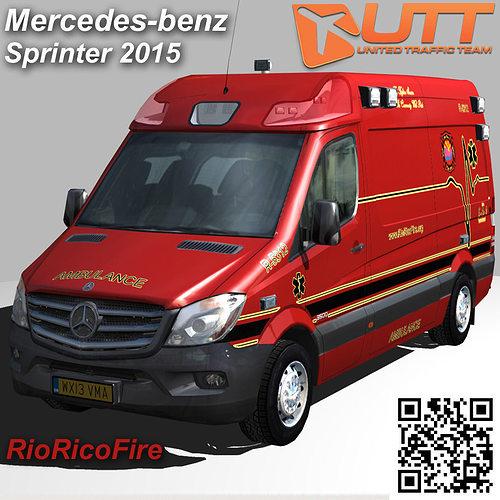 RioRicoFire Mercedes Sprinter 3500