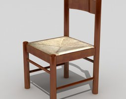 Chair 3D model design